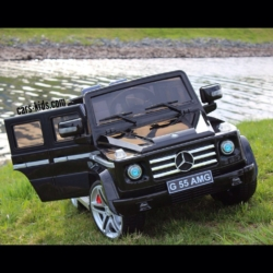 Mercedes-Benz G55 AMG (кожаное кресло, резина, музыка, пульт, глянцевая покраска)